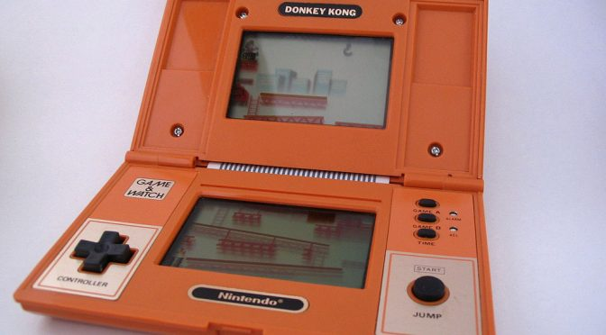 Donkey Kong Game & Watch by Nintendo