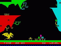 Bugaboo ZX Spectrum