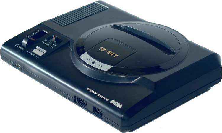 Аукционы Лот - Sega Mega Drive 16 Bit