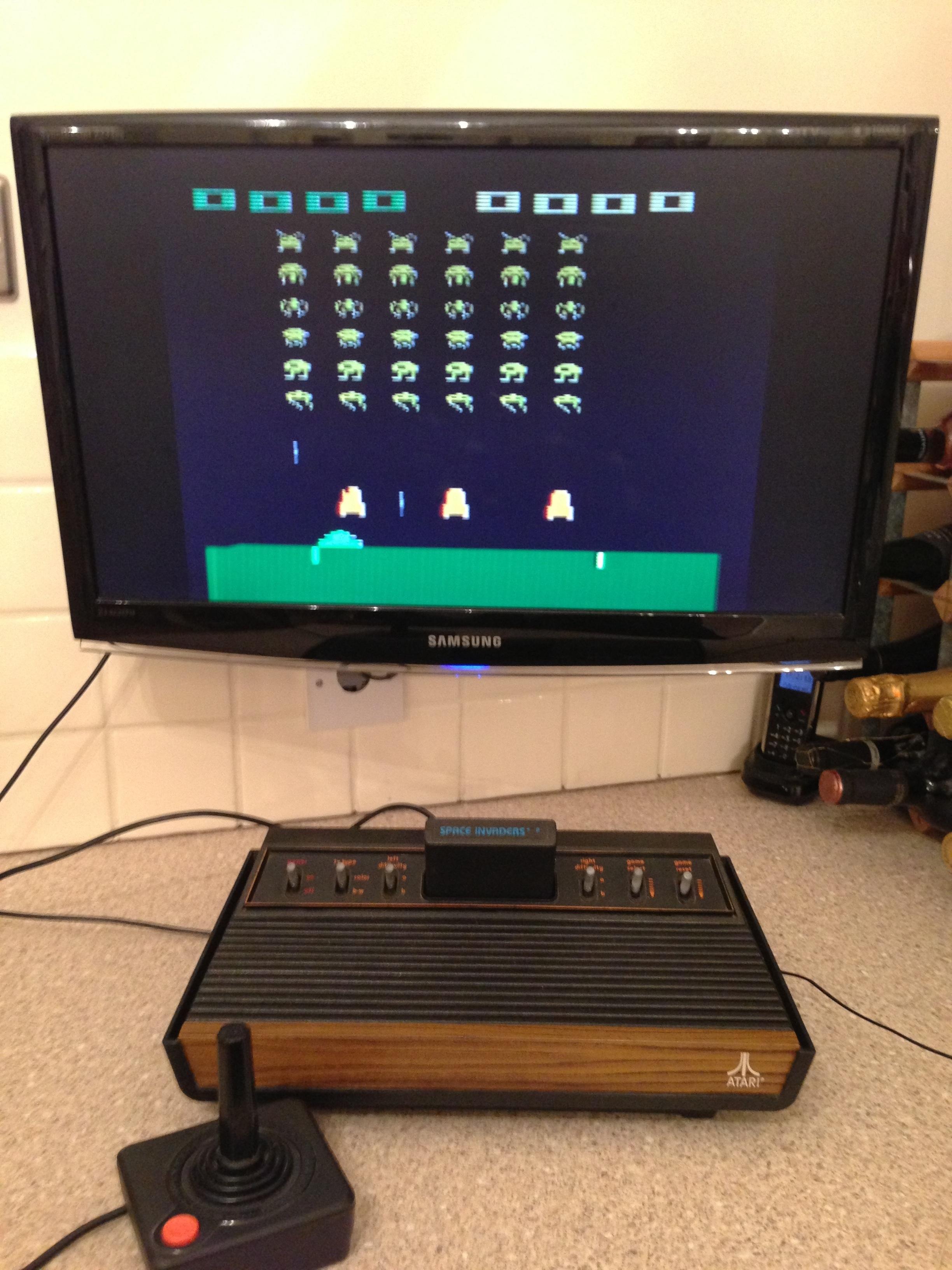 Atari 2600 Vcs Mr Do Scans Dump Download: Atari 2600 Restoration Part 2