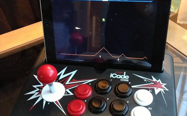 iCade Core Arcade Control Panel for iPad