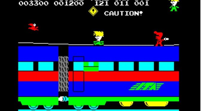 Stop the Express for the ZX Spectrum