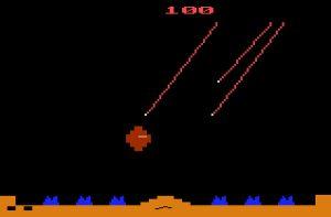 Missile Command Atari 2600