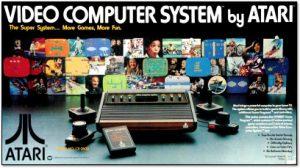 Atari 2600 Console Box
