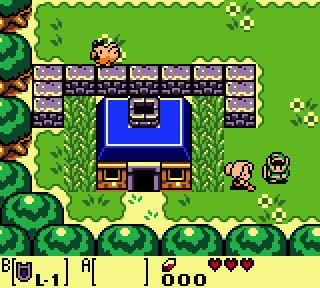 Legend of Zelda : Link's Awakening DX