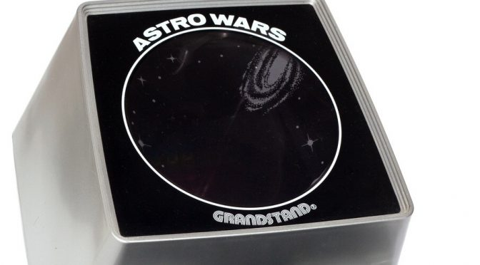 Astro Wars Grandstand Screen