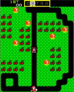 Mr Do original arcade game