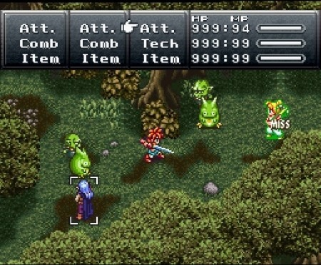 Chrono Trigger for Super Nintendo
