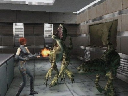 Dino Crisis for the Playstation 1