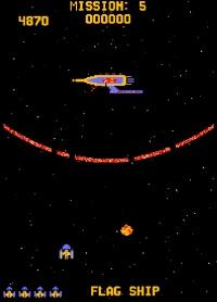 final screen in gorf arcade