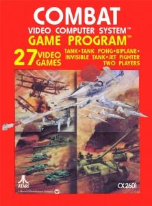 Atari Combat Box Art