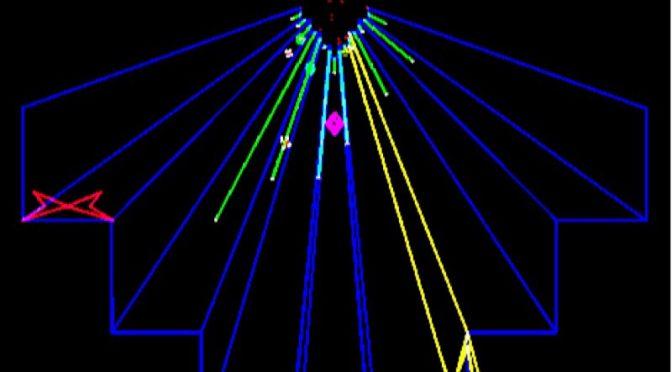 Tempest arcade classic from Atari