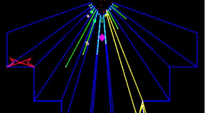 Tempest Arcade Screen
