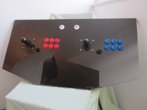 Mame Cabinet Control Panel