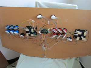 MAME cabinet Control Panel Wiring