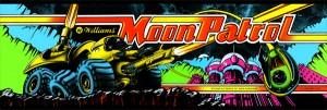 moon patrol marquee Atari 2600