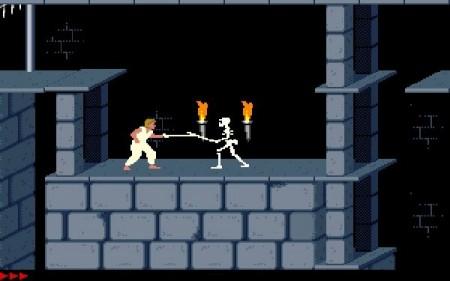 Prince of Persia PC screenshot