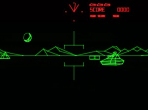 Battlezone Arcade Screenshot