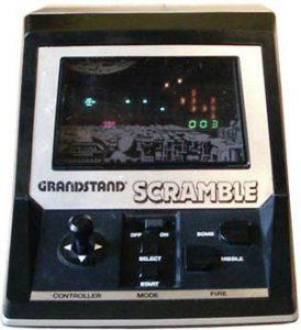 Grandstand Scramble Handheld Game