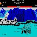 Yie AR Kung Fu ZX Spectrum 128k