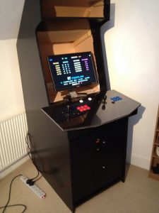 Assembled MAME Cabinet