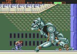 Sega Megadrive Strider