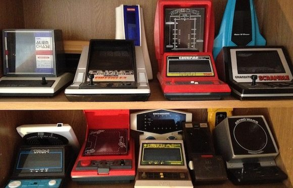 Handheld Games – The RolyRetro Collection