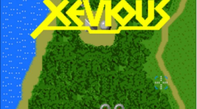 Xevious by Namco – Classic Arcade Game Review