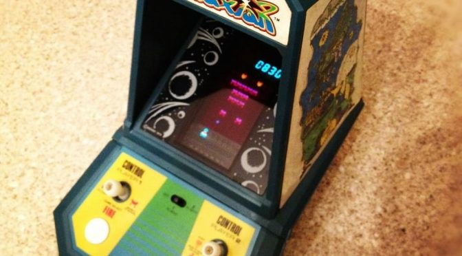 Galaxian Tabletop Game by Coleco