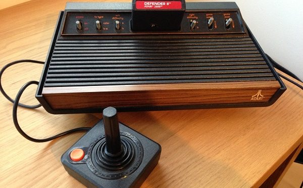 "New to the RolyRetro Collection – Atari 2600 ""Woody"""