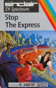 Stop The Express Cassette Art