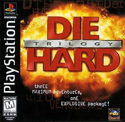 Die Hard Trilogy Cover Art