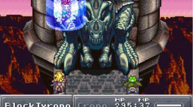 Chrono Trigger SNES Tyrano