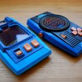 Missile Invader and Sub Chase Handhelds by Mattel
