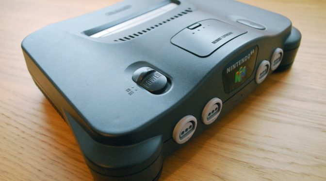 Nintendo 64: Video Game Consoles as Art