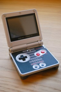 GBA SP NES / Famicom Special Edition