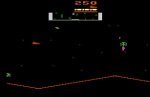 Atari 2600 Stargate Defender 2