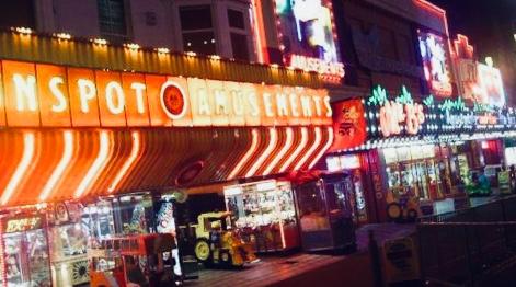 Southend arcades