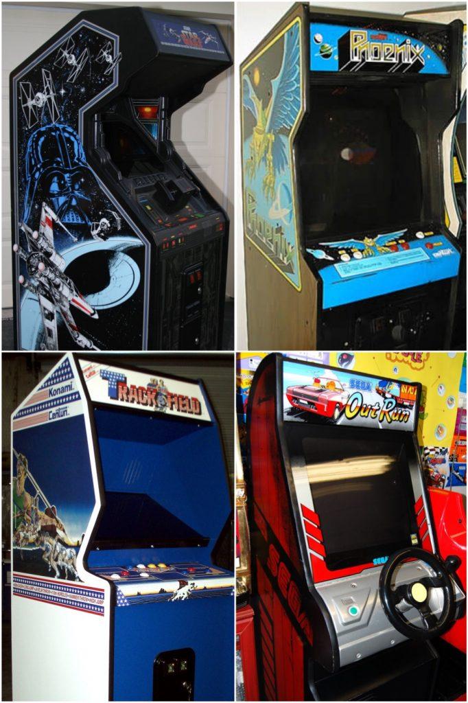 Dream arcade lineup