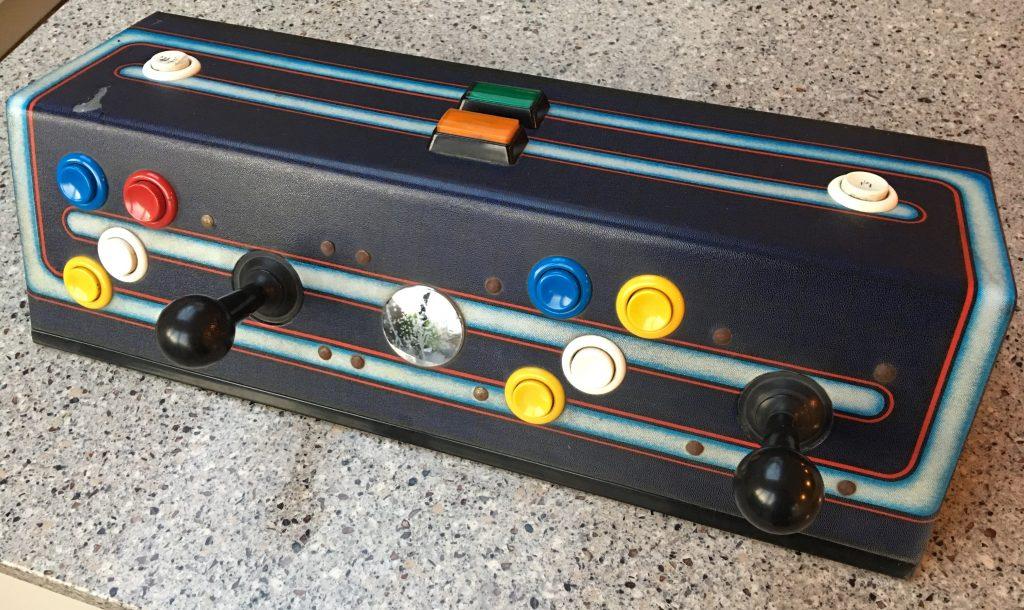 BAS Control panel